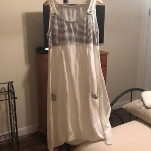 Laklook Linen Dress